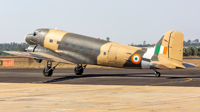 VP905 - Douglas C-47B Skytrain - India - Air Force