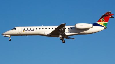 ZS-ALM - Embraer ERJ-140LR - Airlink