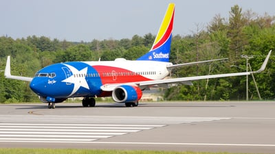 N931WN - Boeing 737-7H4 - Southwest Airlines