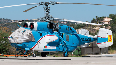 ER-KGB - Kamov Ka-32 - Pecotox-Air