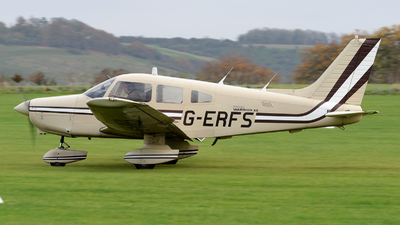 A picture of GERFS - Piper PA28161 - [288216051] - © Colin Hollywood