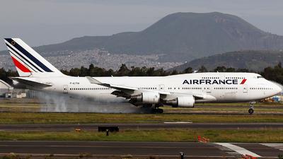 F-GITH - Boeing 747-428 - Air France