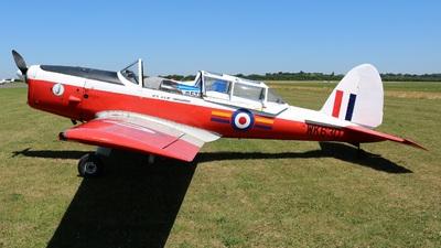 A picture of GBXDG - De Havilland Canada DHC1 Chipmunk - [C1/0644] - © David Cook