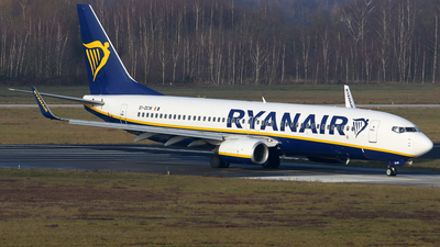 A picture of EIDCW - Boeing 7378AS - Ryanair - © BaszB
