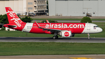 A picture of HSCBK - Airbus A320251N - AirAsia - © Taweesak