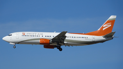 N803TJ - Boeing 737-45D - Swift Air