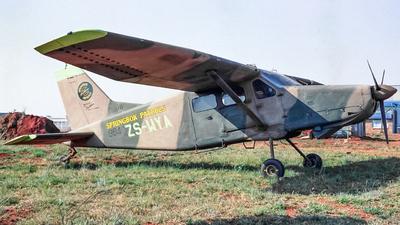 ZS-WYA - Atlas AL-60C-4M Kudu - Springbok Patrols