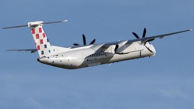9A-CQB - Bombardier Dash 8-Q402 - Croatia Airlines