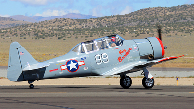 N604R - North American AT-6 Texan - Private
