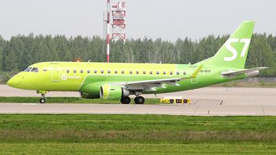 A picture of VQBYF - Embraer E170STD - S7 Airlines - © Airyura