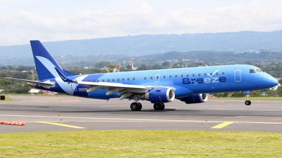 N96NC - Embraer 190-100IGW - Breeze Airways