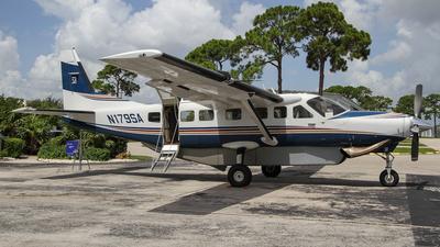 N179SA - Cessna 208B Grand Caravan - Private
