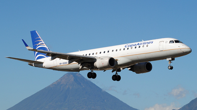 HP-1559CMP - Embraer 190-100IGW - Copa Airlines