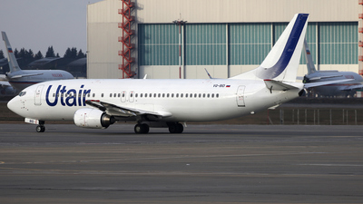 A picture of VQBID - Boeing 73745S - UTair - © ShipSash
