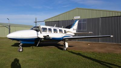 ZK-VIP - Piper PA-31-350 Navajo Chieftain - Mainland Air