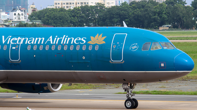 VN-A399 - Airbus A321-231 - Vietnam Airlines