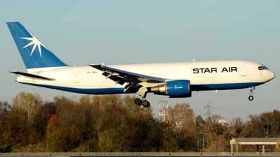 OY-SRJ - Boeing 767-25E(BDSF) - Star Air