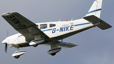 A picture of GNIKE - Piper PA28181 -  - © Brian T Richards