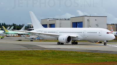 A picture of N8296V - Boeing 787 flight test - Boeing - © air320