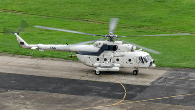 466 - Mil Mi-171Sh Baikal - Bangladesh - Air Force
