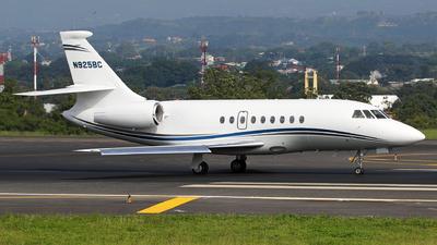 N925BC - Dassault Falcon 2000EX - Private