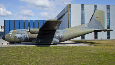 50-54 - Transall C-160D - Germany - Air Force
