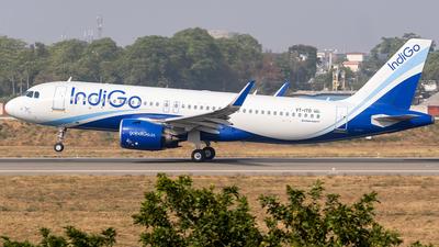 A picture of VTITD - Airbus A320271N - IndiGo - © Rohan Paliwal
