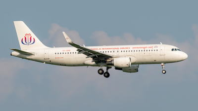 XU-996 - Airbus A320-214 - JC International Airlines