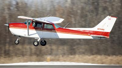 N734RQ - Cessna 172N Skyhawk II - Private
