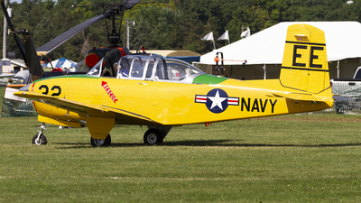 A picture of N32EE - Beech A45 Mentor - [534092] - © Jeremy D. Dando