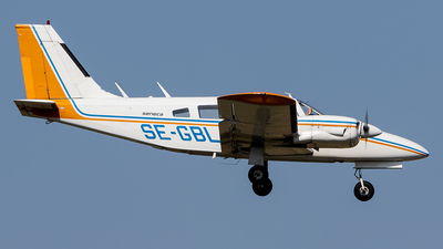 A picture of SEGBL - Piper PA34200 - [347450147] - © Alexander Nieder