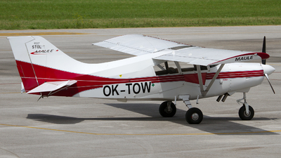 OK-TOW - Maule MXT-7-180A - Private