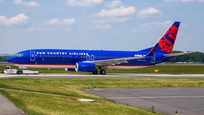 TC-JGN - Boeing 737-8F2 - Sun Country Airlines