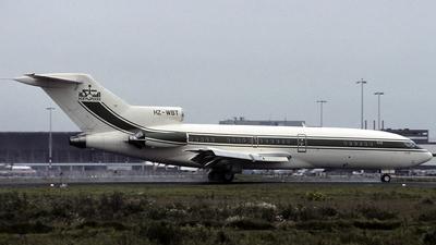 HZ-WBT - Boeing 727-95 - Kingdom Holding Company