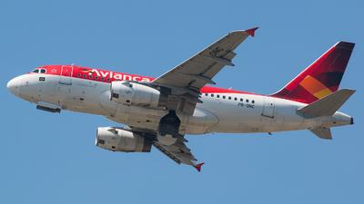 PR-ONC - Airbus A318-121 - Avianca Brasil