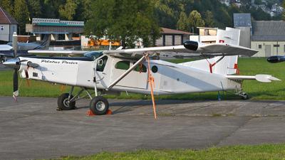 A picture of HBFNI - Pilatus PC6/B2H4 Turbo Porter -  - © Mirko Bleuer