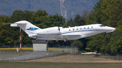 C-FJIC - Cessna 750 Citation X - Private