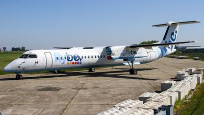 G-JECO - Bombardier Dash 8-Q402 - Flybe