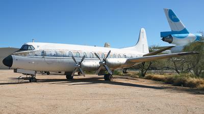N22SN - Vickers Viscount 744 - Go Air