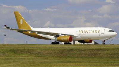 HA-LHU - Airbus A330-243F - Hungary Air Cargo (Wizz Air)