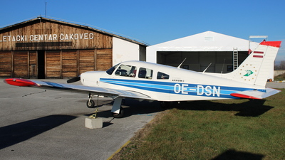 OE-DSN - Piper PA-28R-201 Cherokee Arrow III - Private