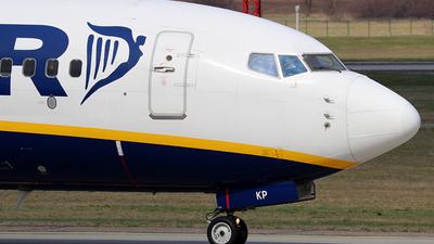EI-EKP - Boeing 737-8AS - Ryanair