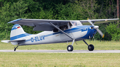 D-ELUV - Cessna 170B - Private