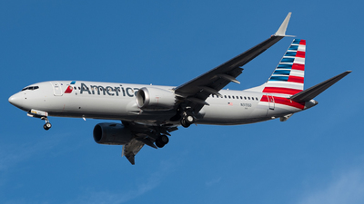 N315SD - Boeing 737-8 MAX - American Airlines