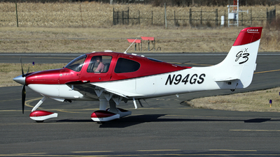 N94GS - Cirrus SR22 G3 Turbo GTS - Private