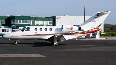 D-IAWU - Cessna 525 Citationjet CJ1 - Sylt Air