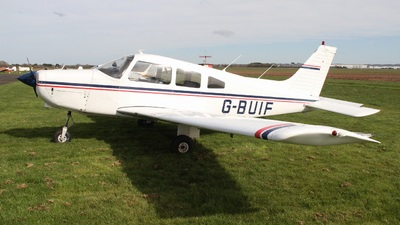 G-BUIF - Piper PA-28-161 Warrior II - Private