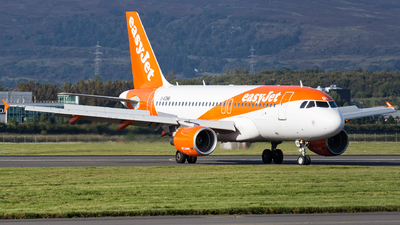 A picture of GEZBB - Airbus A319111 - easyJet - © Kyle McKinlay