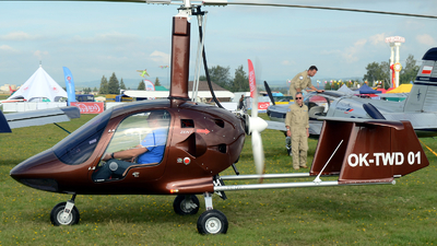 OK-TWD01 - Aviation Artur Trendak ZEN1 - Private