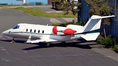 9H-VMG - Bombardier Learjet 60 - Private